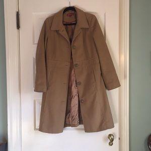 Merona camel color coat